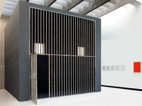Alfredo Jaar Infinite Cell (2004) from the Gramsci Trilogy, installation (640x478) (500x373)