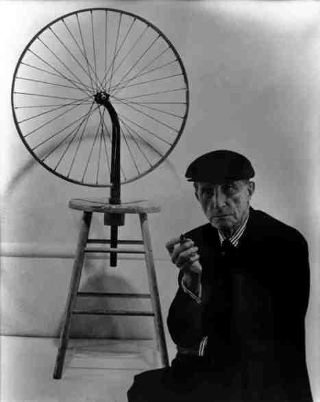 Marcel Duchamp: l'ozio si respira