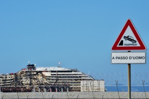 Costa Concordia Genova
