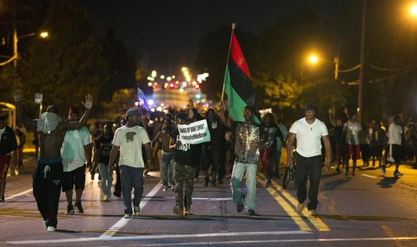 Luce d'agosto. Intervista ad Alessandro De Giorgi sui riot di Ferguson