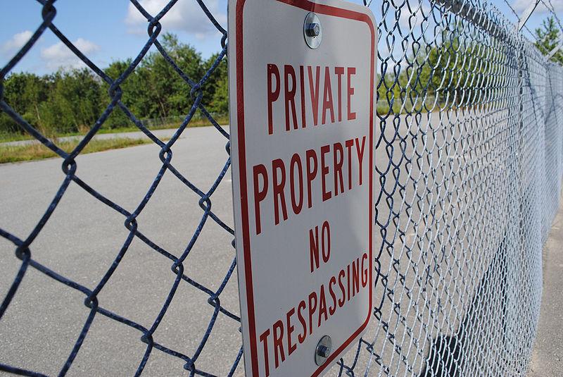 L'espropriazione privata in nome della legge