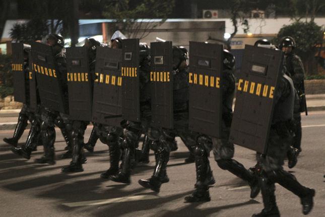 Note d'information sur la situation de la répression à Rio de Janeiro (Brésil)