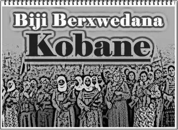Kobane yalniz mi?