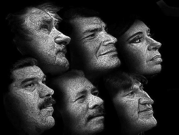 Anatomía política de la coyuntura sudamericana. Imágenes del desarrollo, ciclo político y nuevo conflicto social