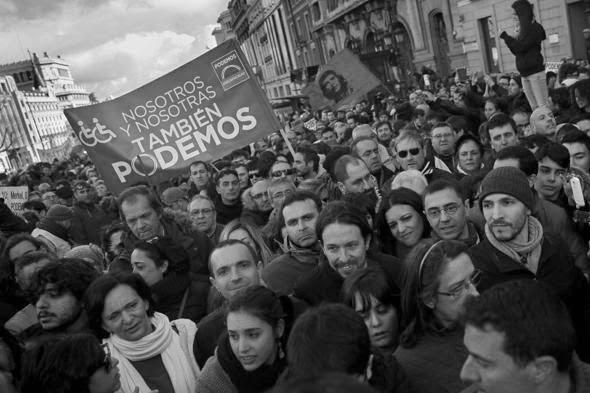 Genealogie di governo nell'esperienza di Podemos
