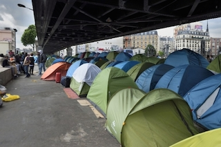 I migranti e la rabbia