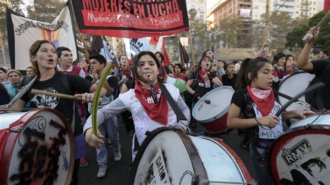 Tamburi di lotta per l'autonomia del comune