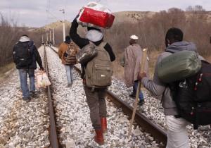Migrants Journey to Europe
