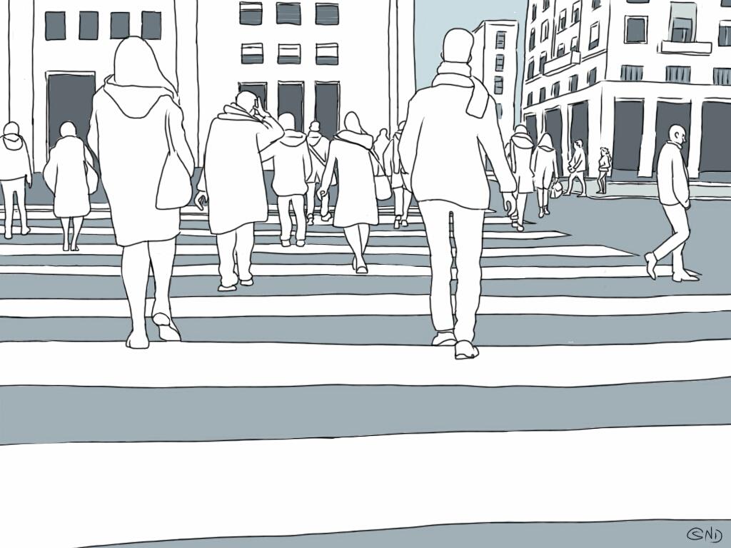 Lo spazio urbano e il diritto del comune