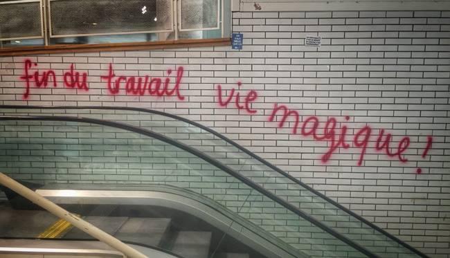 Ancora sul movimento francese