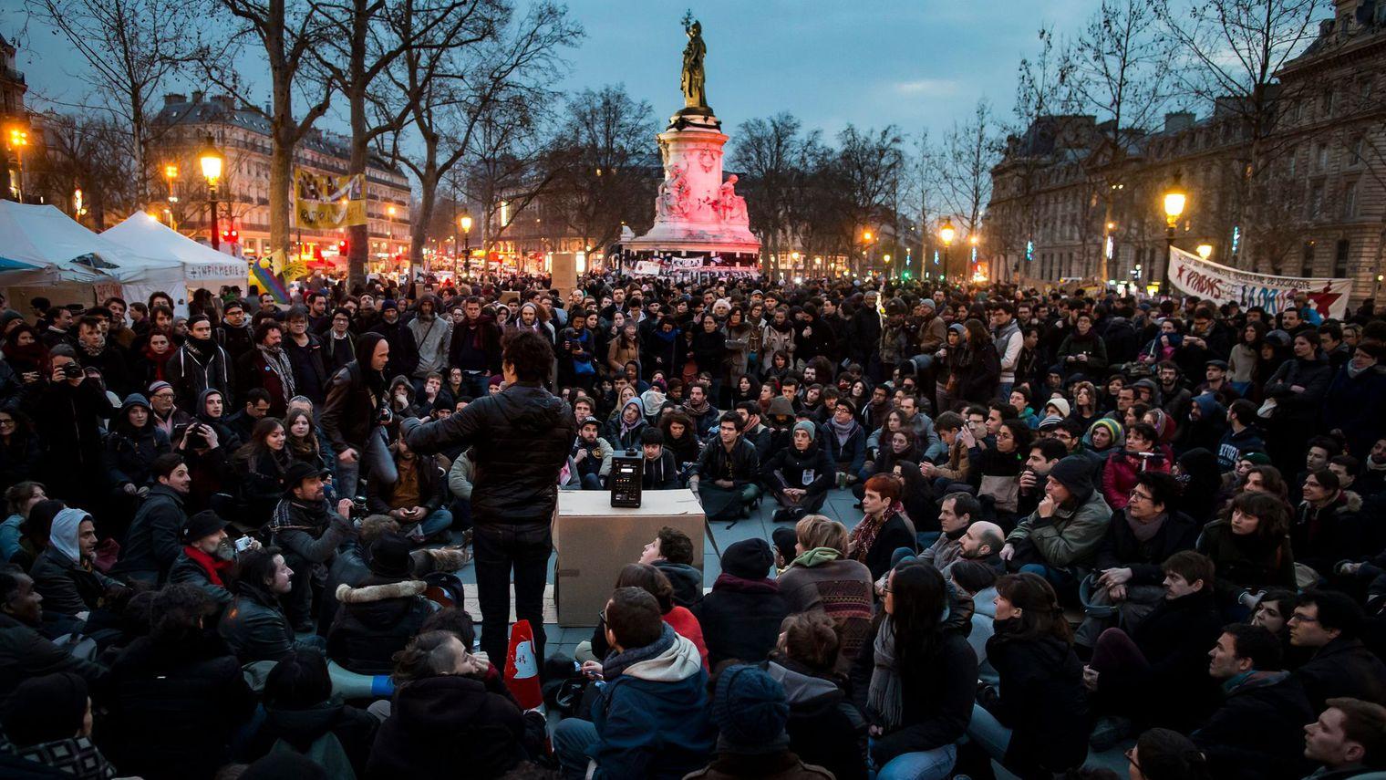 Nuit Debout: piattaforma (tecno)politica per un movimento europeo?