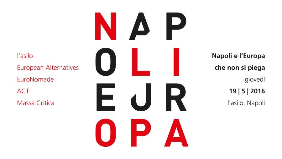 NAPOLI/EUROPA – dialoghi a Napoli tra reti europee e rebel cities