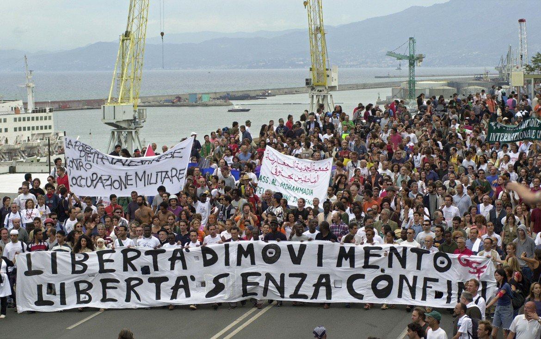 Genova: l'ingranaggio collettivo e la legge della memoria