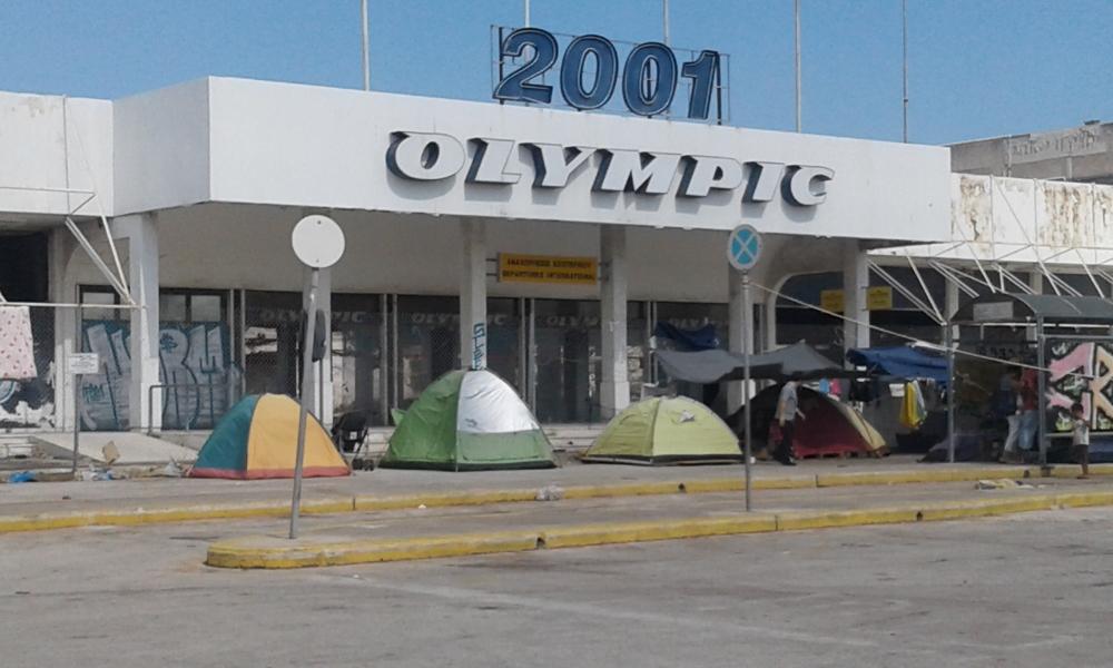 La Grecia dei campi, l'Europa degli hotspot