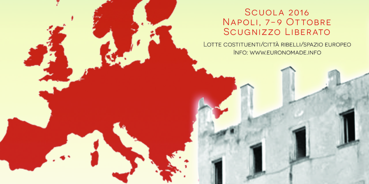 #ScuolaEN16 – LOTTE COSTITUENTI IN EUROPA