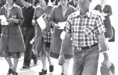 Controcanto: lotte operaie alla Zanussi 1968/1978