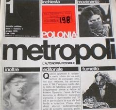 «Metropoli», assalto al cielo nell'autunno caldo delle lotte
