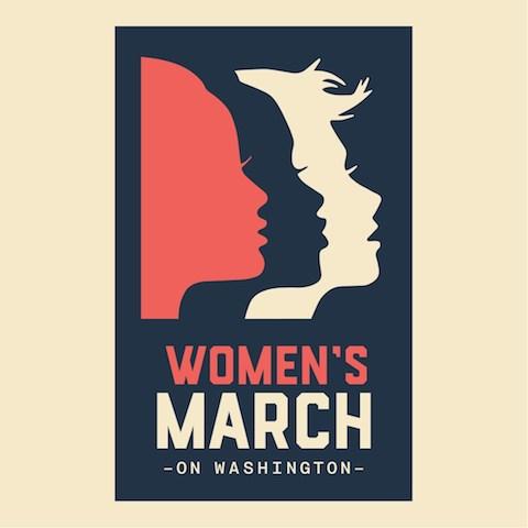 La Women's March del 21 gennaio vista dall'interno. Una riflessione