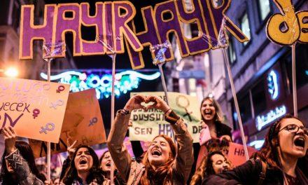 La revoluciòn sensible o dell'Internazionale femminista