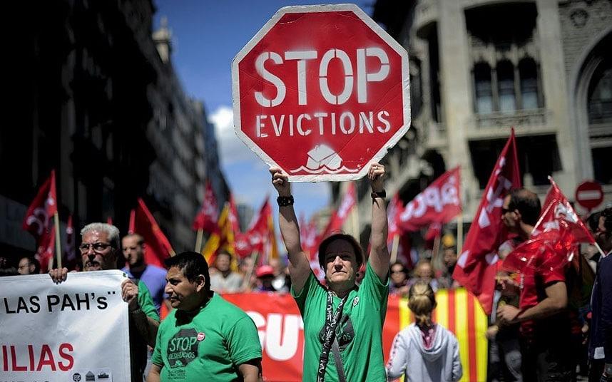 La questione abitativa dopo la crisi neoliberale: Irlanda, Spagna, Italia.