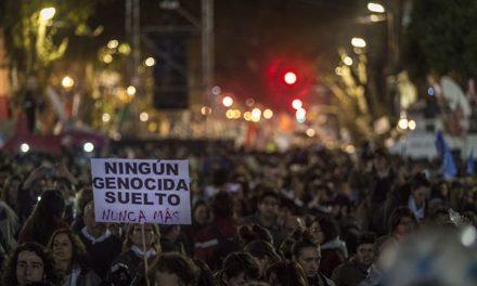 Argentina: marea contro l'impunità e per i diritti umani