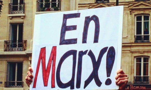 En Marx! Intervista a Marco Assennato sulle presidenziali francesi.