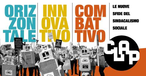 23 – 24 giugno, Roma: assemblea nazionale CLAP – Camere del Lavoro Autonomo e Precario