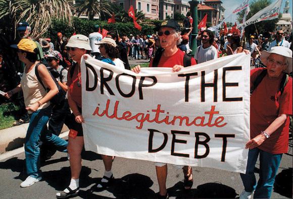 Debito: tra squilibri di potere e opposti usi politici