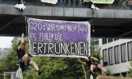 Da Hamburg, un'intervista di Beppe Caccia: giorni di rabbia, determinazione, alternativa.
