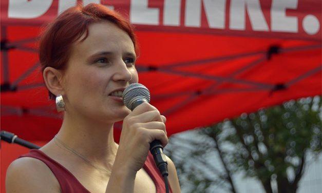 """""""Una sinistra comune e sociale fuori dalle prigioni nazionali"""". Intervista a Katja Kipping (Die Linke)"""