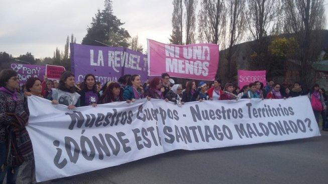 Patagonia argentina: una sfida comune per donne e mapuche