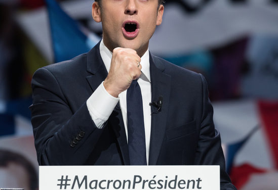 Macronland, anno zero