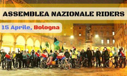 Assemblea nazionale dei/delle riders