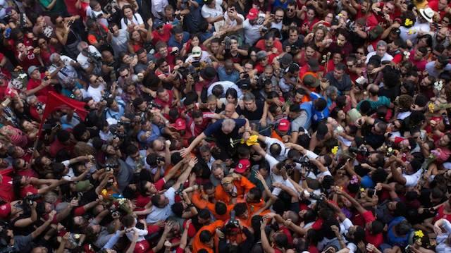 Lula, l'umano