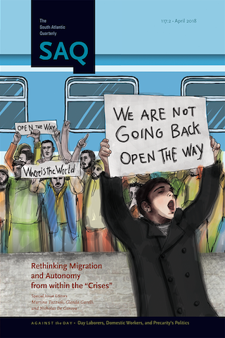"""Rethinking Migration and Autonomy from within the """"Crises"""""""
