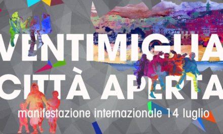 """Il 14 luglio a Ventimiglia per """"tornare a respirare"""""""