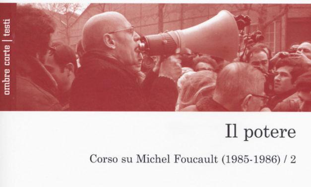 """Gilles Deleuze: """"Il potere – corso su Michel Foucault /2"""""""