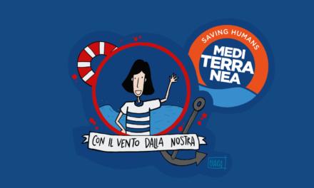 Mediterranea non si ferma