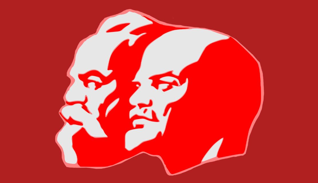 Lenin visto da Marx