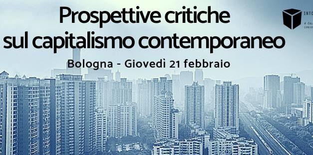 Into the Black Box – Prospettive critiche sul capitalismo contemporaneo