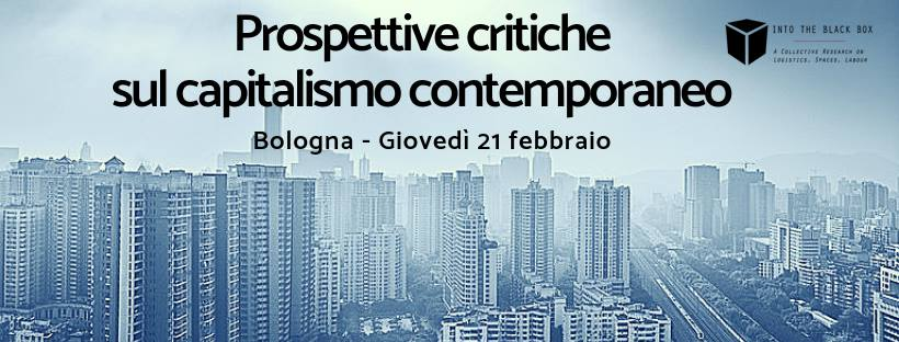 Into the Black Box – Prospettive critiche sul capitalismo contemporaneo
