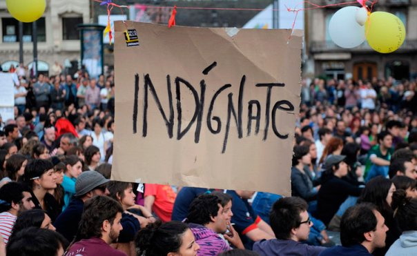 El final de la parábola de Podemos