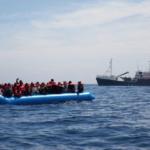 The Mediterranean battlefield of migration