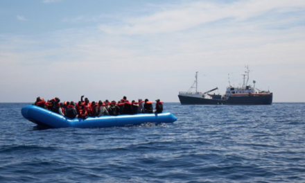 The Mediterranean battlefield of migration