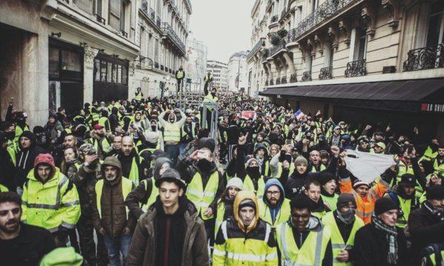 """I gilets jaunes e la stampa italiana. Lettera aperta a """"il Manifesto"""""""