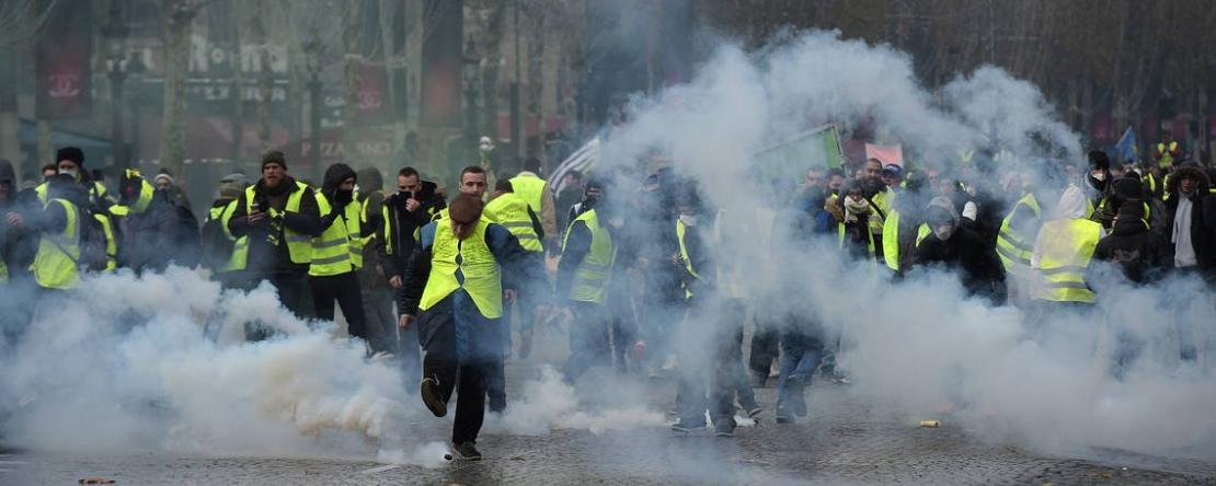 I gilets jaunes e le elezioni in Francia: rompere la polarizzazione autoritaria, costruire il contropotere