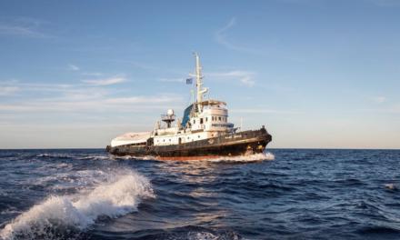 Non è fermando una nave che si ferma Mediterranea, ma Mare Jonio deve tornare subito a navigare!