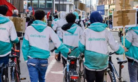Deliveroo workers launch new strike wave