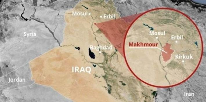Incontro con M – Appunti sui giorni al campo profughi di Makhmour