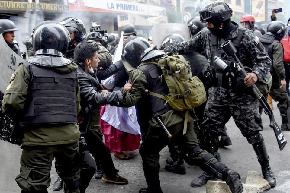 Dossier Bolivia – I nove responsabili del golpe in Bolivia